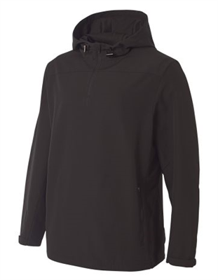 A4435 Quarter Zip Force Windbreaker