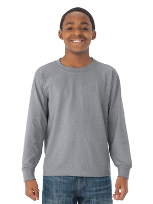 JZ183 Youth Long Sleeve T-Shirt