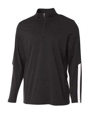 A4420 A4® League 1/4 Zip Jacket