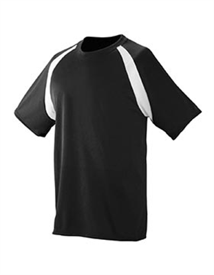 AG207 Augusta Wicking Colorblock Jersey Youth